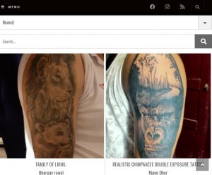 Online Tattoo Competition