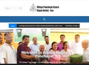 Arpora Nagoa Village Panchayat