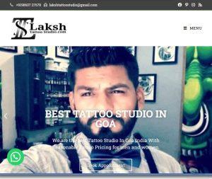 Lakash Tattoo Studio Goa