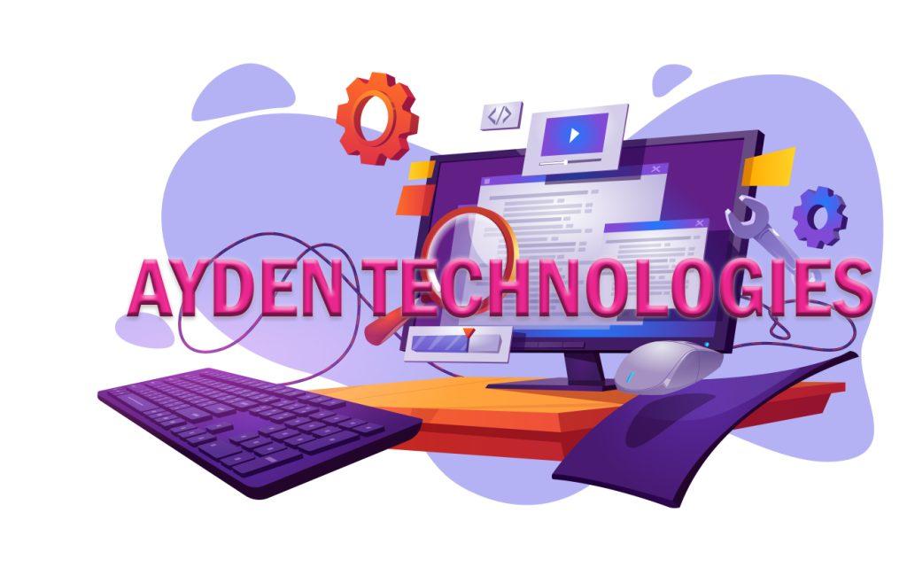 Website Development Company, Best Digital Marketing Agency India, Goa. Ayden-Technologies software solutions, apps and website design