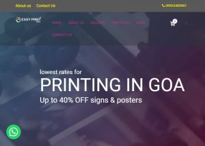 Easy Print Goa