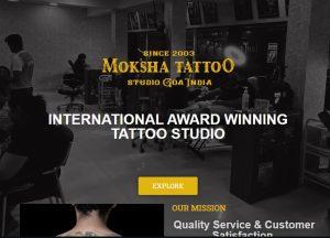 Moksha Tattoo Studio