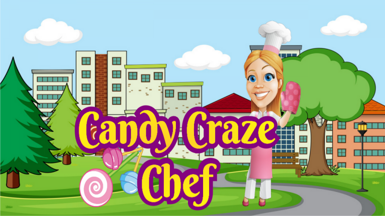 Candy Craze Chef
