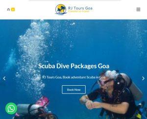 RJ Tours Goa