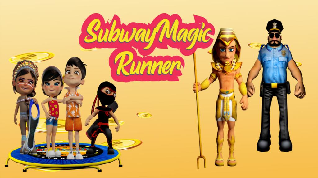 Subway-Magic-Runner