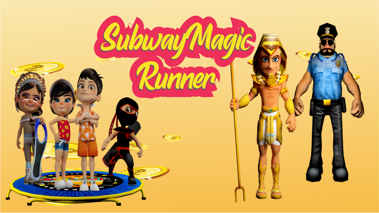 Subway Magic Runner