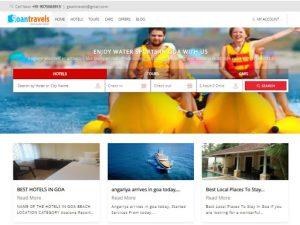 Goan Travels.in-Best Travel Agent in Goa/Best Cab booking Service in Goa