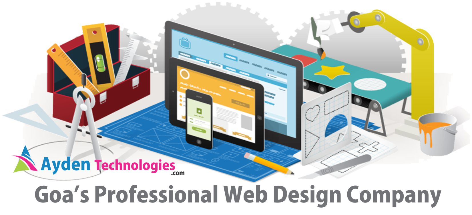 Everything About website design company in goa
